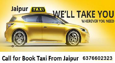 Taxi & Cab Services Make Travel in Jaipur Easy